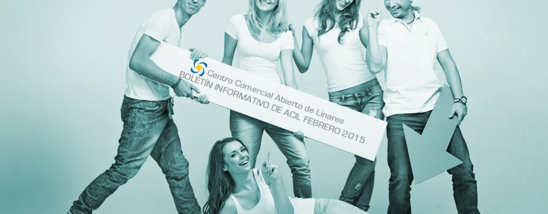 Boletín Informativo del CCA  de Febrero de 2015