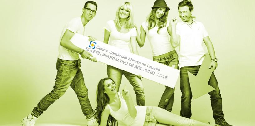 Boletín Informativo del CCA  de Junio de 2015