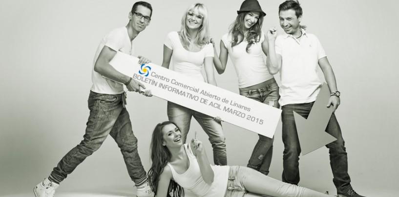 Boletín Informativo del CCA  de Marzo de 2015