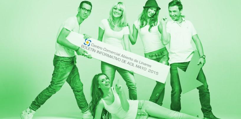 Boletín Informativo del CCA  de Mayo  de 2015