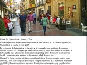 Con el objetivo de dinamizar el comercio local otro año más, CCA Linares organiza la Campaña de la Vuelta al Cole 2015.