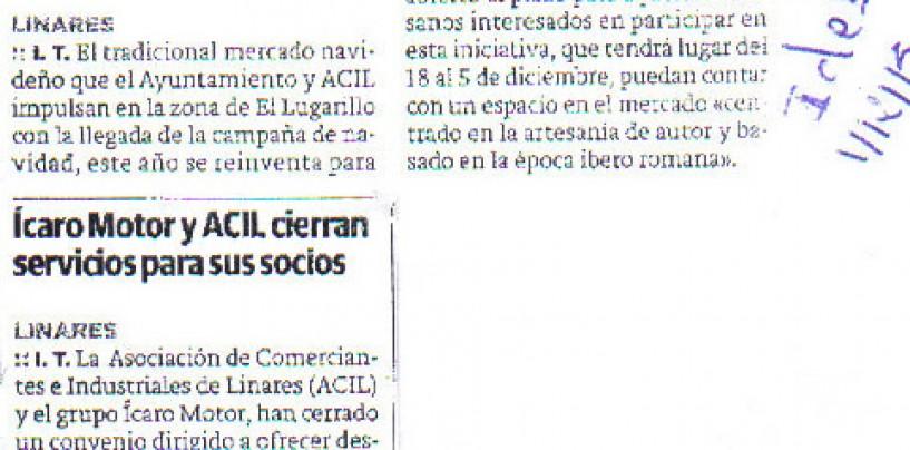 Icaro y ACIL cierran servicios para sus socios