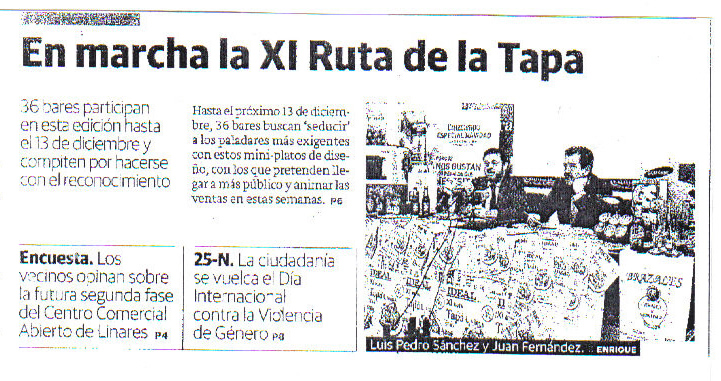 Noticia Ideal 29 Nov