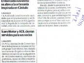 Ícaro y ACIL cierran servicios para sus socios
