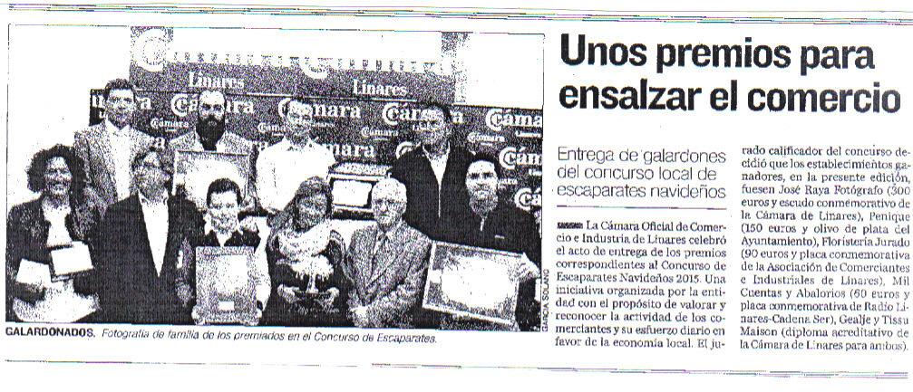 Prensa Diario jaén 24 dic
