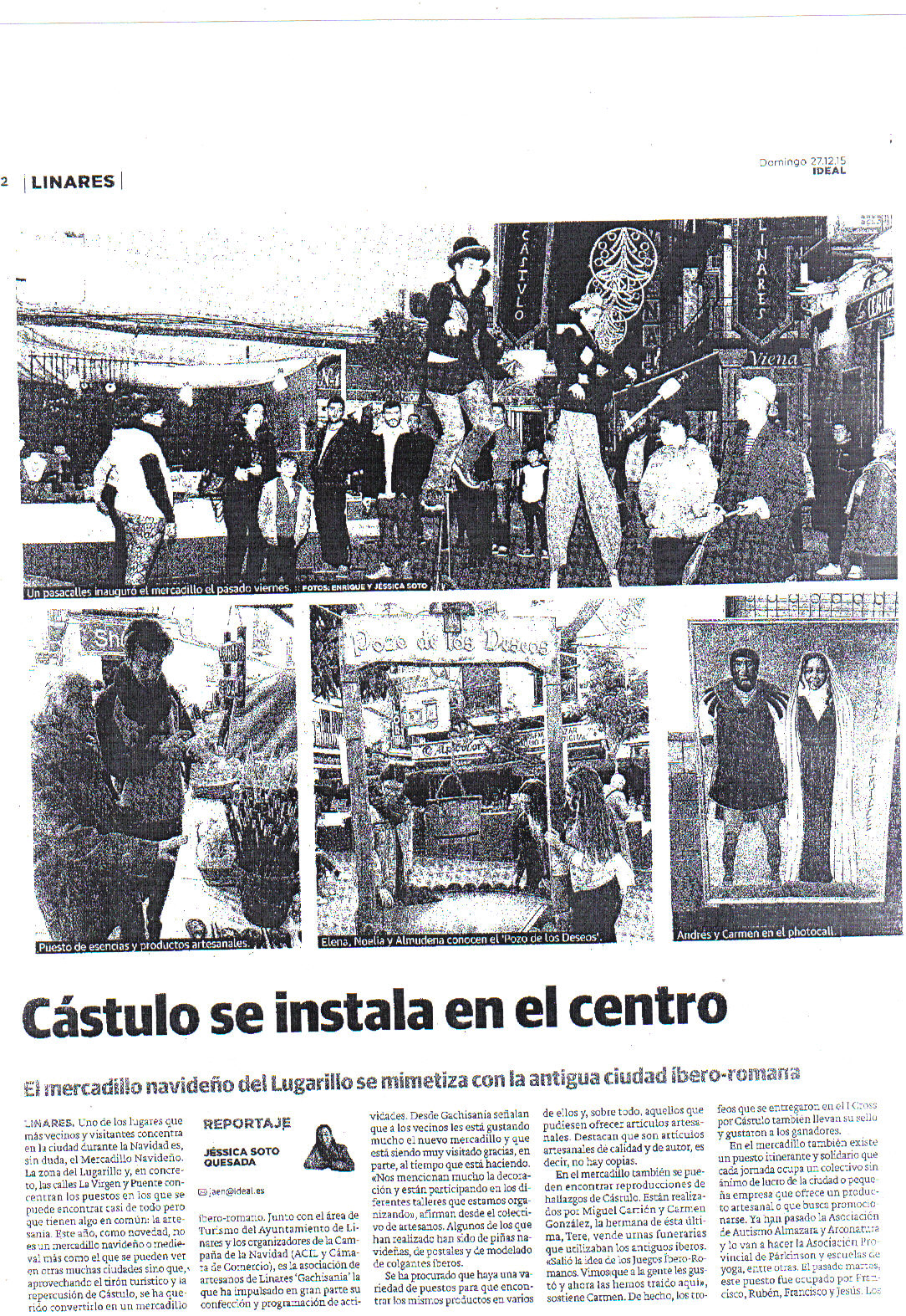 Prensa Ideal 27 dic