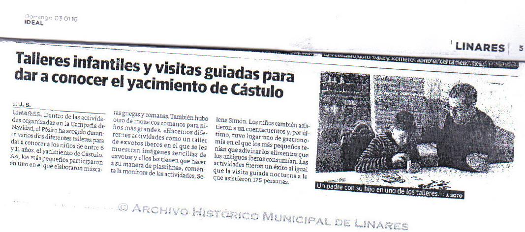 Prensa Ideal 3 enero