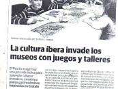 La cultura Íbera invade los museos con juegos y talleres