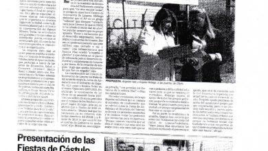 Photo of Presentación de las Fiestas de Cástulo