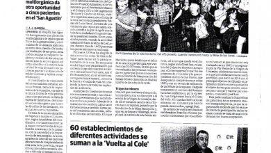 """Photo of 60 establecimientos de diferentes actividades se suman a la """"Vuelta al Cole"""""""