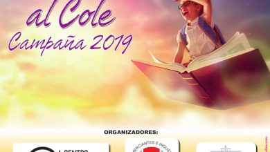 Photo of Campaña de Vuelta al Cole 2019