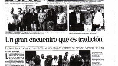 Photo of Un gran encuentro que es tradición
