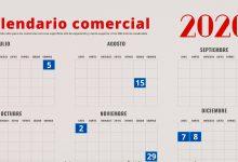 Photo of Calendario Comercial 2020
